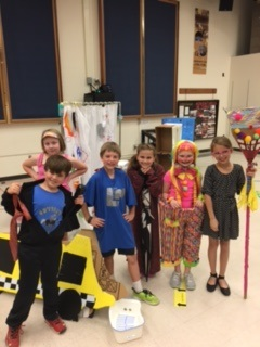 Odyssey of the Mind 2015-2016